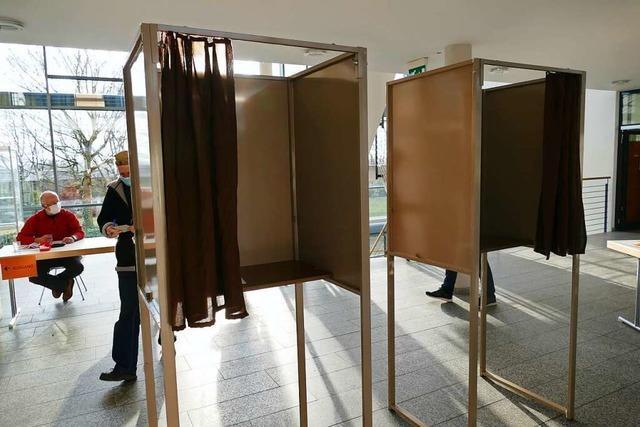 Kleine Parteien holen zusammen 10,49 Prozent der Stimmen