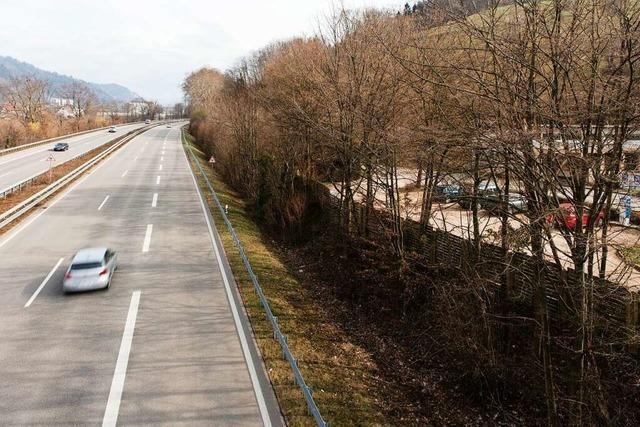 Drei Varianten des Regierungspräsidiums für den Radschnellweg Waldkirch – Freiburg vorgestellt