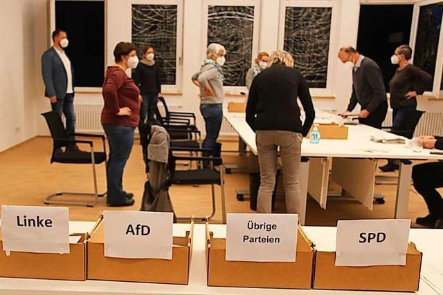 Was sagt die politische Basis im westlichen Breisgau zum Wahlergebnis?