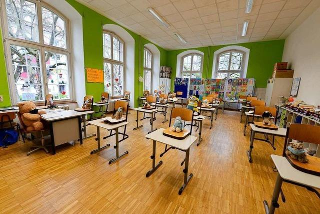 Neustart: Die Fünft- und Sechstklässler sind wieder in der Schule