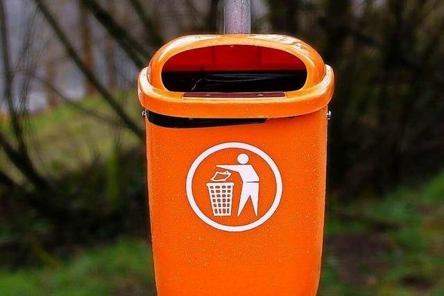 Am 22. März soll in Hausen eine Müll-Sammelaktion stattfinden