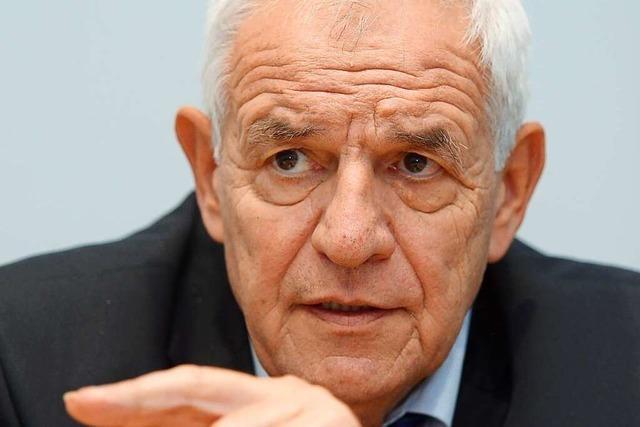 Ex-Justizminister Rainer Stickelberger fordert von der SPD mehr Mut