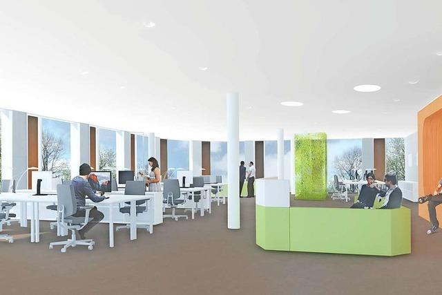 Haben Großraumbüros überhaupt noch eine Zukunft?