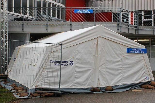 Astrazeneca wird im Landkreis Lörrach erstmal eingelagert