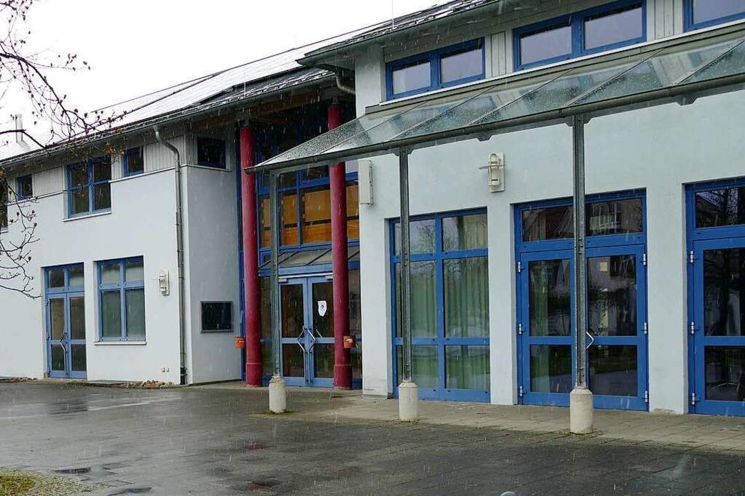 Das Gemeindezentrum St. Josef wird von Donnerstag an zum Testzentrum.  | Foto: Verena Pichler