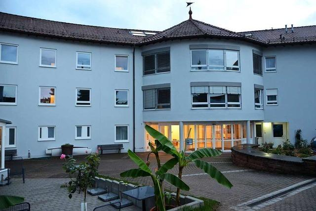 Wie das Luise-Klaiber-Haus in Kandern coronafrei bleiben will