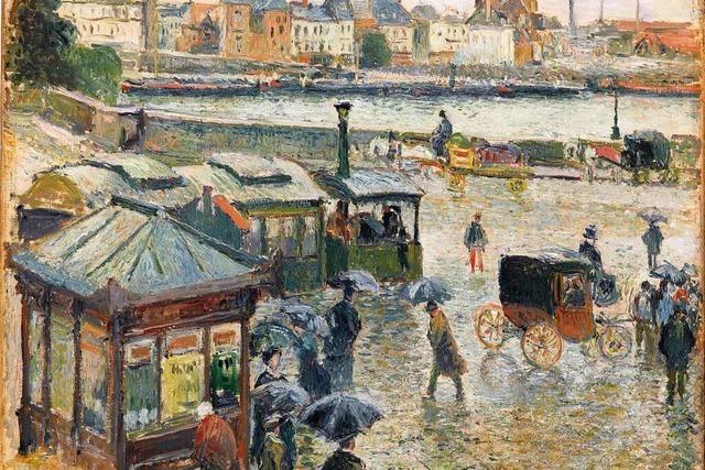 Französische Impressionisten in der Staatsgalerie Stuttgart