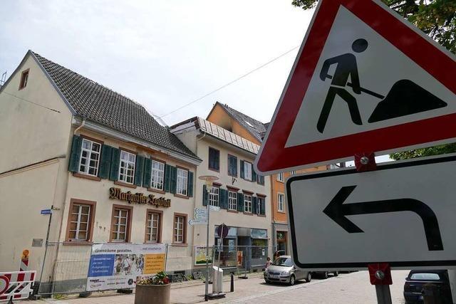Denkmalgeschütztes Uehlin-Eckhaus in Schopfheim darf abgerissen werden