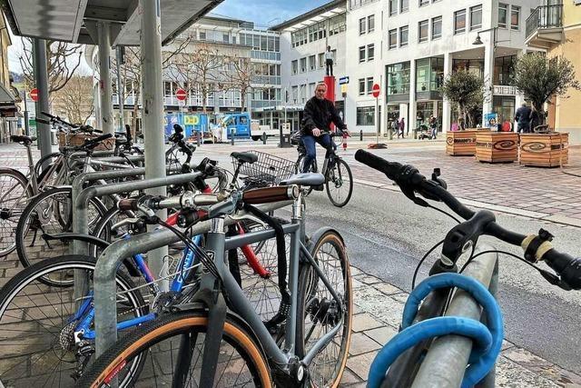 Das Radklima in Lörrach hellt sich etwas auf