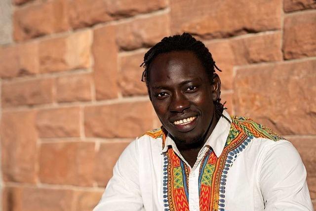 Wie ein Freiburger in seiner Heimat Gambia ein Krankenhaus baut