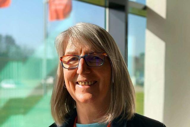 Doris Reinhardt ist die neue Leiterin der Ortenauer Impfzentren