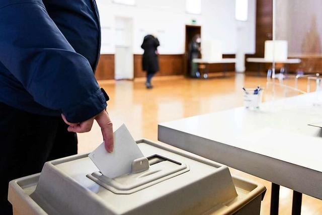 Die Wahl im Tal: Schwarze Region wurde immer grüner