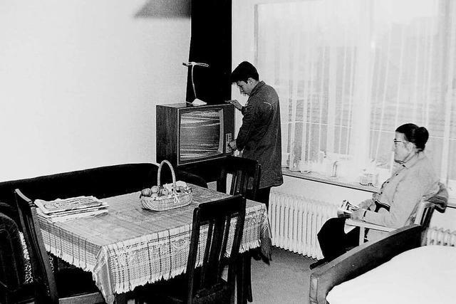 Wer 1964 in Emmendingen ins Altersheim zog, brachte meist Möbel mit