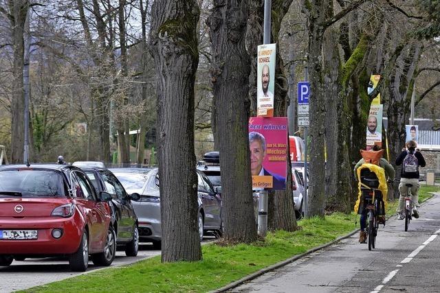 Knapp 6000 Euro pro Meter soll der neue Radschnellweg an Freiburgs Friedhof kosten