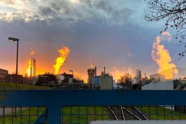 Das Freiburger Industriegebiet sieht ein bisschen aus wie der Ruhrpott
