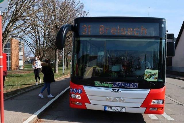 Deswegen lehnt Breisach den Nahverkehrsplan strikt ab