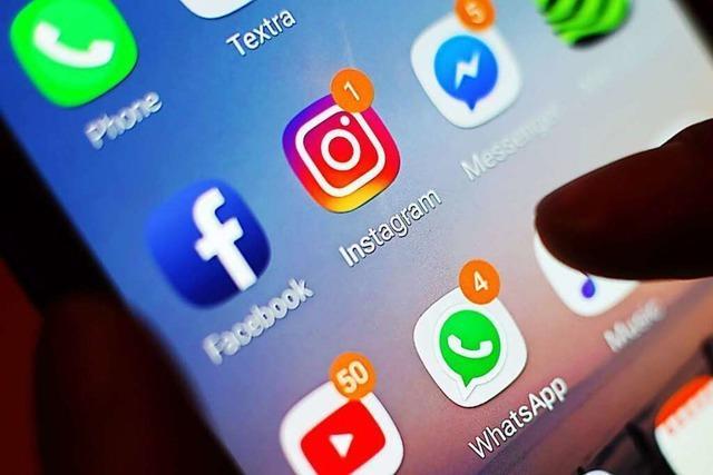 Warum die Gemeinde Kirchzarten bei Instagram und Facebook aktiv ist