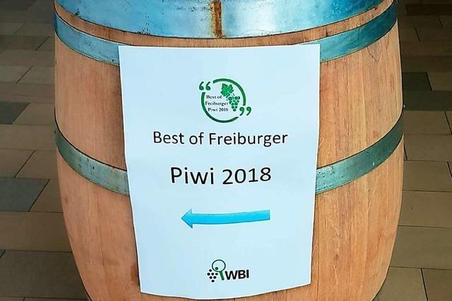 Weinbautag in Offenburg: Der Weinkonsum stieg im Lockdown