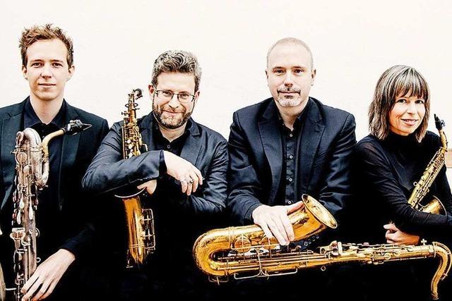 Raschèr Saxophone Quartet mit Rabatt