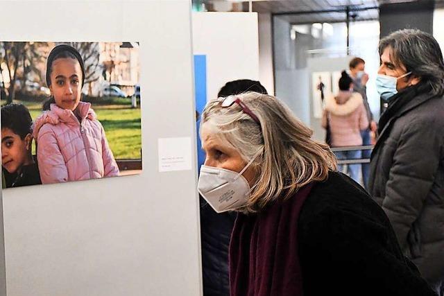 Die Unicef-Fotoausstellung