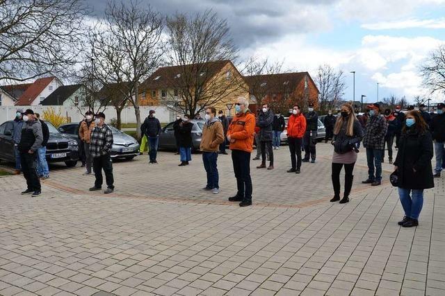 Mitarbeiter von Hella Gutmann erklären sich solidarisch