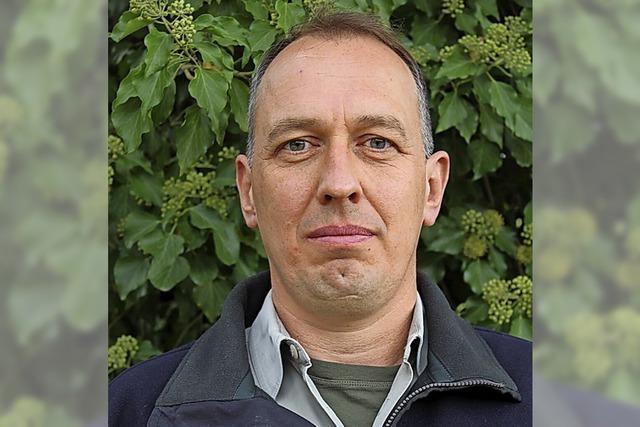 Arne Koch neuer Revierleiter