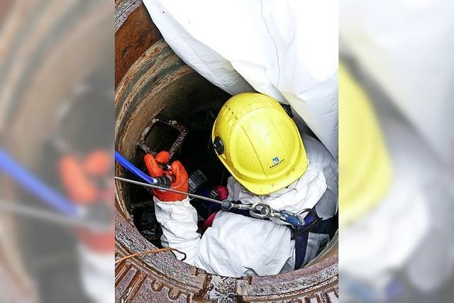 Kanalsanierung größtes Projekt im Hinterhag