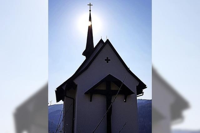 Spenden für Kapellen-Doku