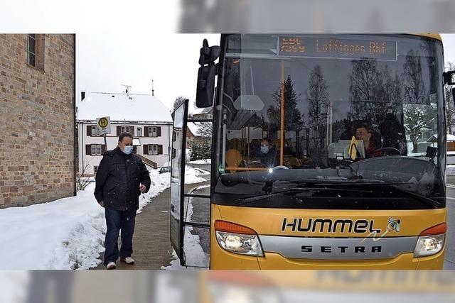 Buslinie für Kleineisenbach