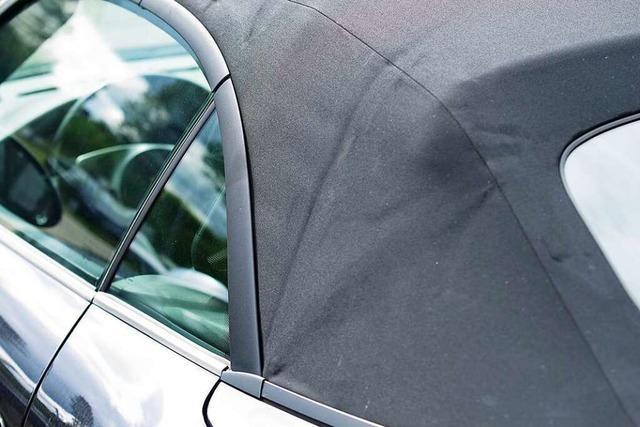 Autobesitzerin nimmt Verdächtigen selbst fest