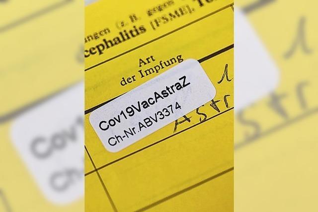 Zertifikat zur Reisefreiheit für Geimpfte soll kommen
