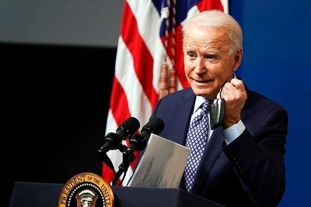 Joe Biden richtet den Fokus auf Ostasien – und auf einen anderen Ton