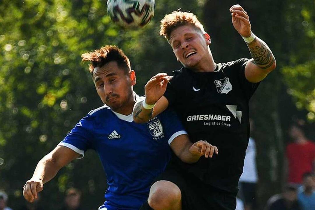 """""""Wollen Meister werden"""": B...lte für Murg schon in der Bezirksliga.    Foto: Jürgen Rudigier"""