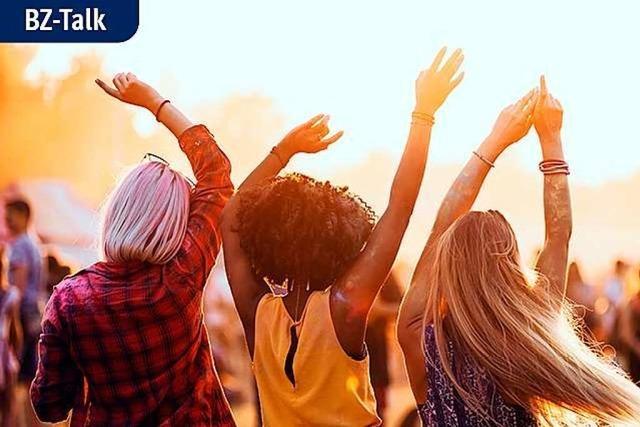BZ-Talk zum Nachschauen: Wie steht's um die Festivals im Coronasommer?