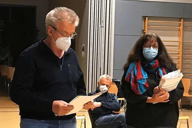 Initiative übergibt dem Bollschweiler Rat 700 Unterschriften und fordert Überplanung des Baugebietes