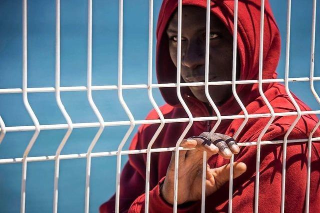 Das DRK Freiburg berät geflüchtete Menschen bei ihrer Rückkehr