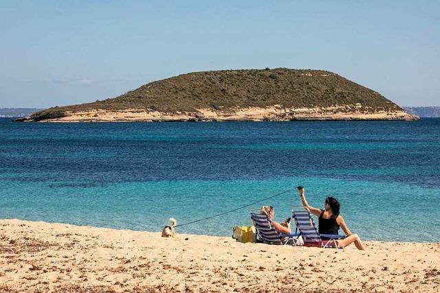Mit einem Ansturm rechnet niemand auf Mallorca