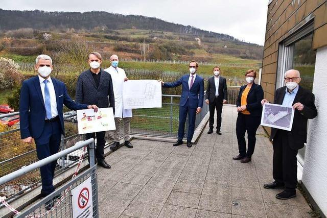 Krankenhaus in Bischoffingen soll modernisiert werden