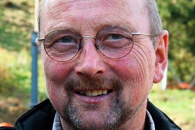 Heinrich Brunner aus Wies hat sich für die Belange der Landwirte eingesetzt