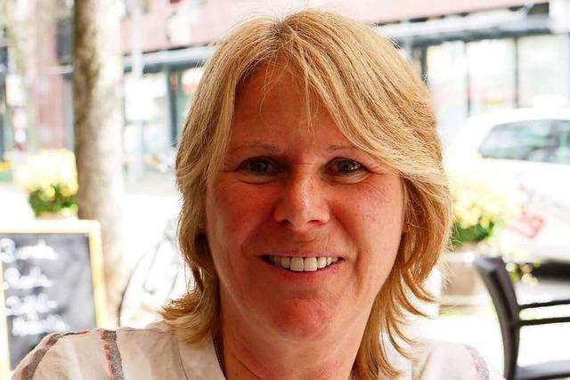 Sabine Probst hat eine Leidenschaft für alles mit Fell, Federn oder Schuppen