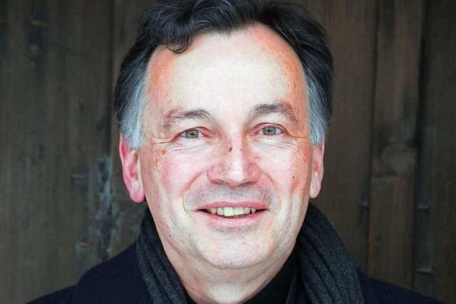 Andreas Liebig ist Organist mit begeisterndem Können und Weitblick