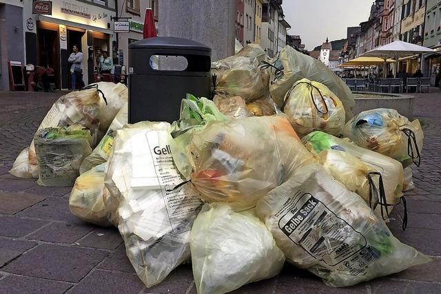 Die Müllmenge im Landkreis Waldshut nimmt zu