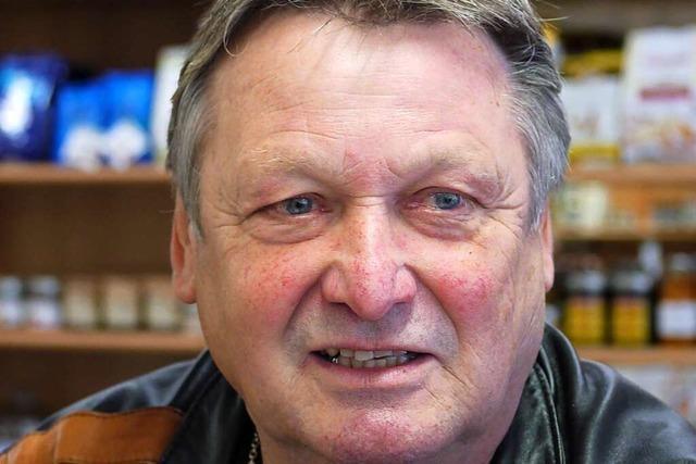 Handwerker, Musiker, Komödiant – Rolf Aberer hat viele Talente