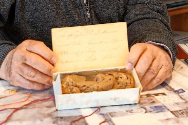 Heimatmuseum in Teningen stellt 137 Jahre altes Brot aus