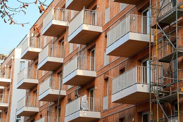 Naturpark Südschwarzwald wirbt für Mehrfamilienhäuser aus Holz, doch die sind noch die Ausnahme