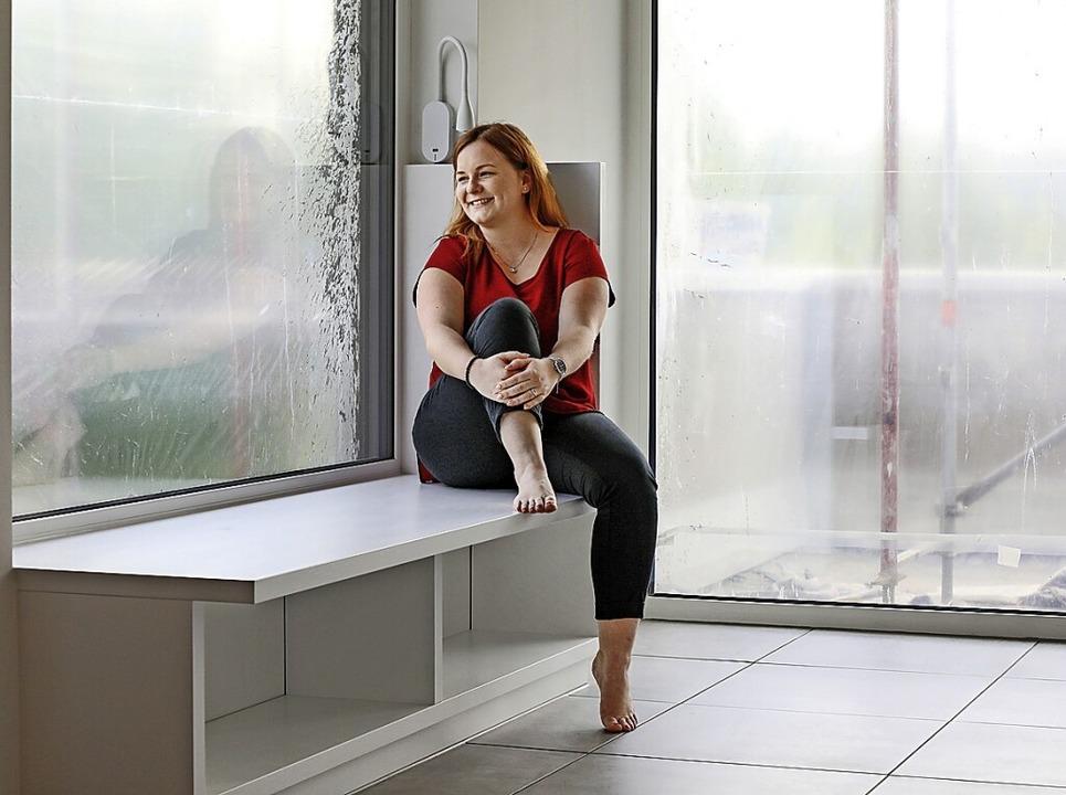 Umsichtig planen, damit das Lachen bleibt.  | Foto: Bausparkasse Schwäbisch Hall