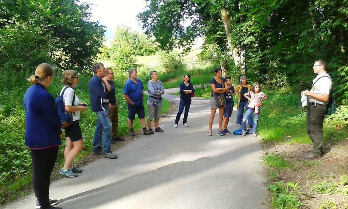 Ein Klimafit-Kurs in Schopfheim  | Foto: Privat