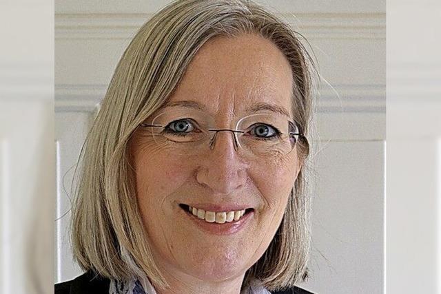 Astrid Siemens-Knoblich, die streitbare Ex-Bürgermeisterin