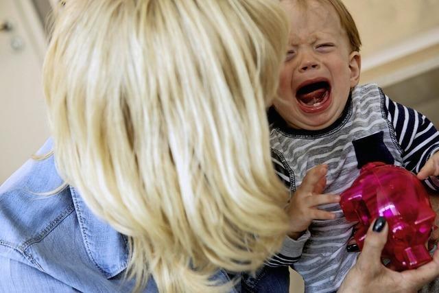 Zerreißprobe für Familien
