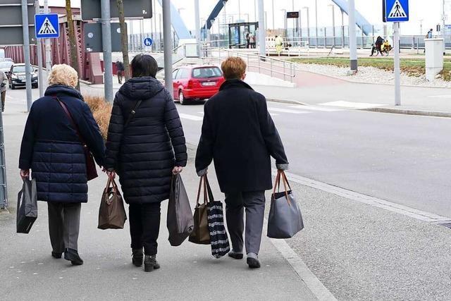 116 Einkaufstouristen waren ohne triftige Gründe in Weil am Rhein